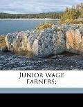Junior Wage Earners;