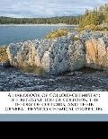 Handbook of Colloid-Chemistry; the Recognition of Colloids, the Theory of Colloids, and Thei...