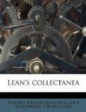 Lean's collectanea