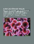 Educación en Itali : Escuelas italianas internacionales, Institutos de investigación de Ital...