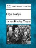 Legal essays.
