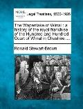 The Wapentake of Wirral: a history of the royal franchise of the Hundred and Hundred Court o...