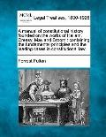A manual of constitutional history founded on the works of Hallam, Creasy, May and Broom: co...