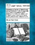 A treatise on the law of attachment and garnishment: with an appendix containing a compilati...