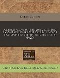 A short vievv of the long life and raigne of Henry the Third, King of England presented to K...