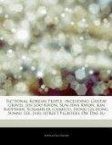 Articles On Fictional Korean People, including: Gustav Graves, Jin-soo Kwon, Sun-hwa Kwon, K...