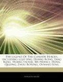The Legend Of The Condor Heroes, including: Guo Jing, Huang Rong, Yang Kang, Huang Yaoshi, M...