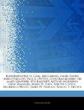 Businesspeople In Coal, including: David Davies (industrialist), Paul E. Patton, Don Blanken...