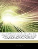Articles On Magazine Writers, including: Janis Ian, Karl Hess, Charlotte Casiraghi, Danielle...