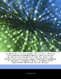 Articles on Accounting Organizations, Including : Financial Accounting Standards Board, Gove...