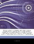 Articles on Mayors of Places in Virginia, Including : William Mahone, Harry J. Parrish, Paul...