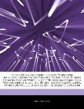 Articles on People from Baltimore County, Maryland, Including : John Eager Howard, Karen Hes...