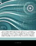 Articles on People from Howard County, Maryland, Including : Michael Chabon, Edward Norton, ...