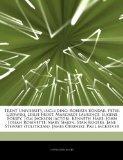 Trent University, including: Roberta Bondar, Peter Gzowski, Leslie Frost, Margaret Laurence,...