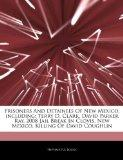 Prisoners And Detainees Of New Mexico, including: Terry D. Clark, David Parker Ray, 2008 Jai...