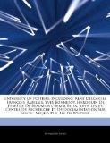 University Of Poitiers, including: Ren Descartes, Franois Rabelais, Yves Bonnefoy, Hardouin ...