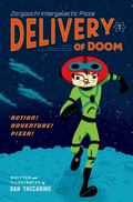 Zorgoochi Intergalactic Pizza : Delivery of Doom