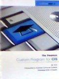 The Pearson Custom Program for CIS BIS 1012 Mississippi State University (BIS 1012 Introduct...