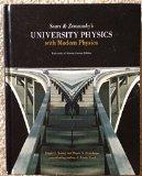 Sears & Zemansky's University Physics with Modern Physics Thirteenth Edition