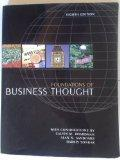Foundations of Business Thought (8th Edition)