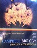 Campbell Biology: Concepts and Connections (Custom Edition for Riverside Community College)