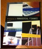 Principles of Managerial Finace Volume 2