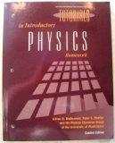 Tutorials in Introductory Physics Homework