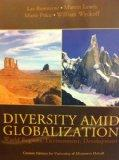 Diversity Amid Globalization World Regions, Environment, Development (Custom Edition for Uni...