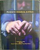 Pearson Criminal Justice Seminole State College CJE 2566