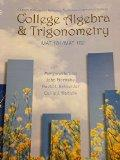 College Algebra & Trigonometry MAT 181/MAT 182 (Custom Edition for Delaware Technical Commun...