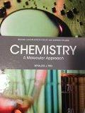 Chemistry a Molecular Approach Second Custom Edition for Mt SAN Antonio College