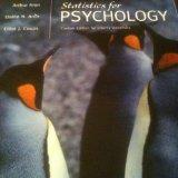 Statistics for Psychology (Statistics for Psychology Custom Edition for Liberty University,