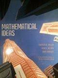 Mathematical ideas a second edition for Bergen Community College