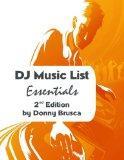 DJ Music List Essentials: 2nd Edition