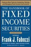 The Handbook of Fixed Income Securities, Eighth Edition [Hardcover]