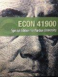 Managerial Economics and Business Strategy, 8th Edition, Econ 419: Special Edition for Purdu...