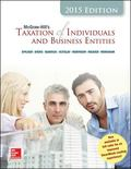 TaxACT CD-ROM for Mcgraw-Hill's Taxation of Individuals and Business Entities, 2015 Edition