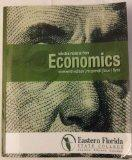 Economics Principles, Problems, and Policies (Eastern Florida State College)