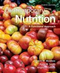Contemporary Nutrition: A Functional Approach with Connect Plus Access Card