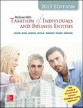 Loose-Leaf for McGraw-Hill's Taxation of Individuals and Business Entities, 2015 Edition