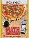 Connect Plus Math Hosted by ALEKS Access Card 52 Weeks for Math in Our World