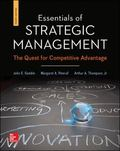 Essentials of Strategic Management: The Quest for Competitive Advantage with Connect Plus