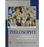 SmartBook Access Card for  Philosophy: A Historical Survey with Essential Readings