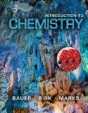 Intro to Chemistry (text+olcard) (Custom) by Bauer