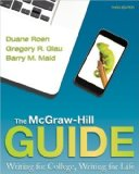 The McGraw-Hill Guide - Writing for College, Writing for Life