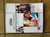 Managerial Accounting 15th Edition, Cost Accounting ACC3200, Baruch College Custom