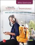 McGraw-Hill's Taxation of Individuals, 2016 Edition