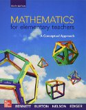 Math for Elementary Teachers: A Conceptual Approach with Manipulative Kit