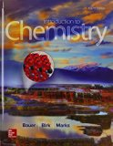 Package: Introduction to Chemistry with Connect 1-semester Access Card