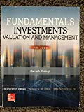 Fundamentals of Investments Valuation & Management- McGraw Hill